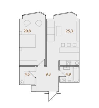 Клубная резиденция A-Residence (А-Резиденс)